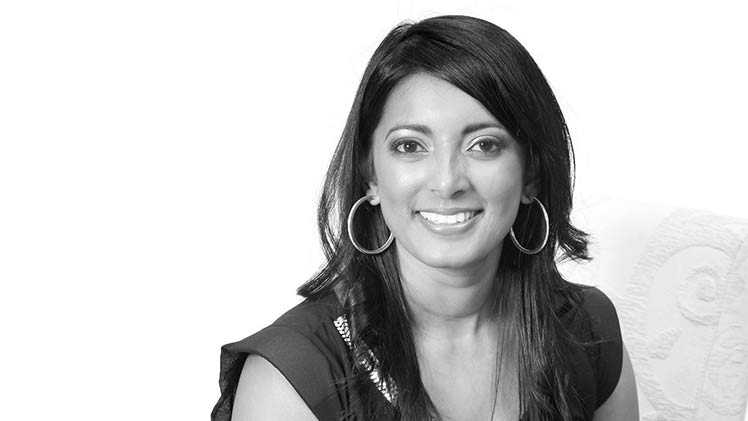 Kate Moodley reveals secret to success